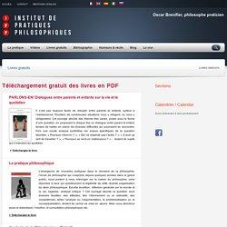 Livres gratuits – Institut de pratiques philosophiques