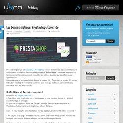 Les bonnes pratiques PrestaShop : L'override