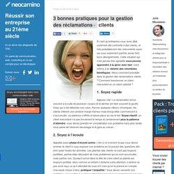 3 bonnes pratiques pour la gestion des réclamations clients par Neocamino