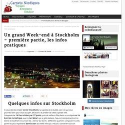 Info pratiques de Stockholm