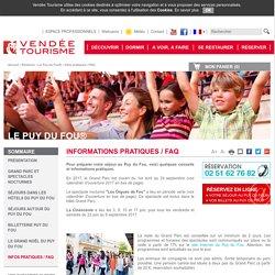 Infos Pratiques Parc du Puy du Fou