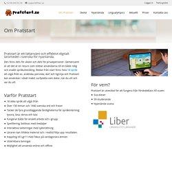 Pratstart - svenska för nyanlända