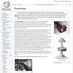 Praxinoskop