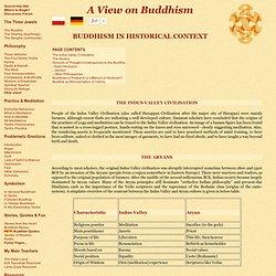 Pre-Buddhist History