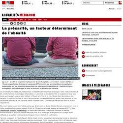 La précarité, un facteur déterminant de l'obésité