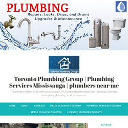 TPG taking all precautions while working during Pandemic – Toronto Plumbing Group