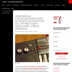 Circuit Bending Synth DIY » Blog Archive » Circuit Bending Casio