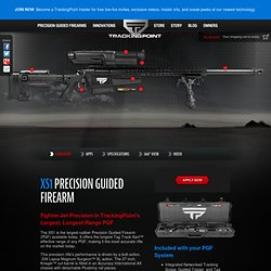 XS1 Precision Guided Firearm
