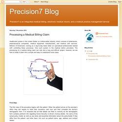 Precision7 Blog: Processing a Medical Billing Claim
