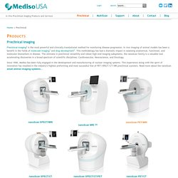 Preclinical In Vivo Imaging Products, Upgrades from Mediso USA