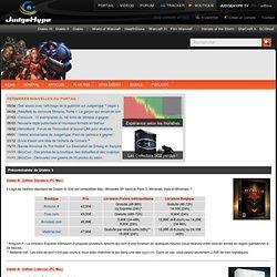 Réseau JudgeHype - Précommandez Diablo III via JudgeHype.com