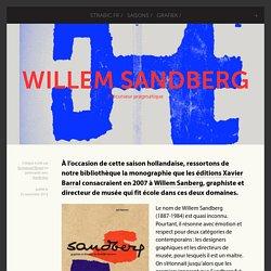 Willem Sandberg