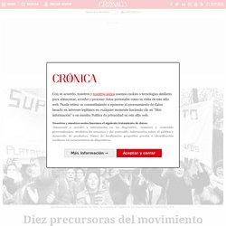 Diez precursoras del movimiento feminista en España