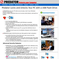 PREDATOR Security Software