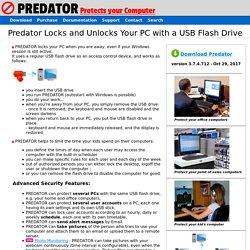 PREDATOR Security Software