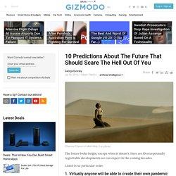 10 Doomsday Future Predictions