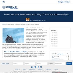 Power Up Your Predictions with Plug n' Play Predictive Analysis