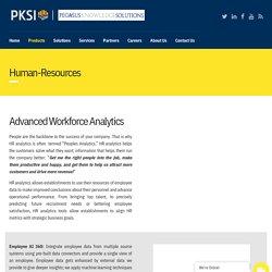 Predictive Workforce Analytics