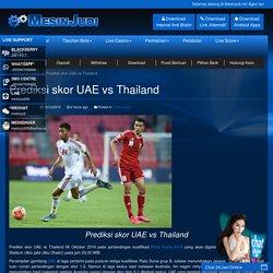 Prediksi skor UAE vs Thailand - www.mesinjudi.net