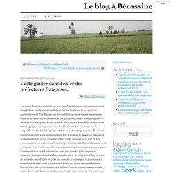 » Visite guidée dans l'enfer des préfectures françaises. Le blog à Bécassine