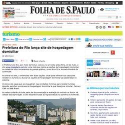 Turismo - Prefeitura do Rio lança site de hospedagem domiciliar - 20/05