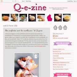 Q-e-zine: Mes préférées sont les moelleuses ! # Bugnes