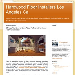Wood floor refinishing woodland Hills