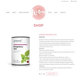 Buy Artemis Pregnancy Tea Online