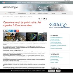 Centre national de préhistoire - Archéologie