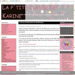 La fin de la Préhistoire (le Néolithique) - La p'tite classe de Karine