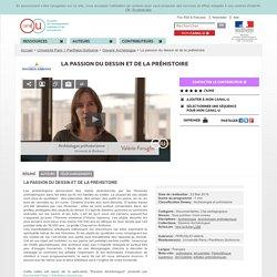 La passion du dessin et de la préhistoire - Université Paris 1 Panthéon-Sorbonne
