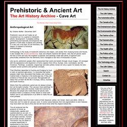 Prehistoric Art & Ancient Art