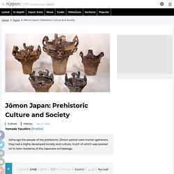 Jōmon Japan: Prehistoric Culture and Society