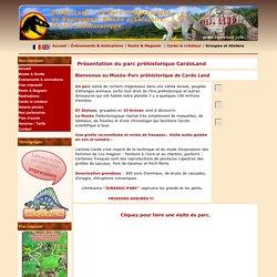 Cardo Land : Parc préhistorique à Chamoux en Bourgogne