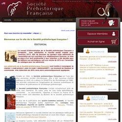 Accueil - Société préhistorique française
