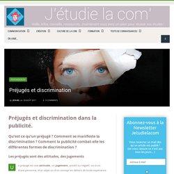 Préjugés et discrimination