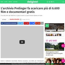 L'archivio Prelinger fa scaricare più di 6.600 film e documentari gratis