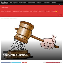 Prem Chand, Adulterated Justice?