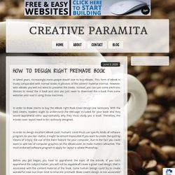 Creative Paramita - Custom Book Covers & Design