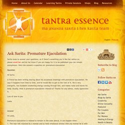 Tantra Essence with Ma Ananda Sarita & her kaula team