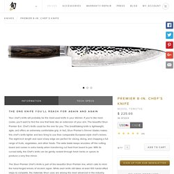 Premier 8-in. Chef's Knife