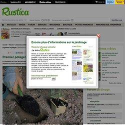 Premier potager : 5 conseils pour vos plantations