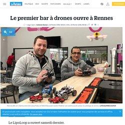 Le premier bar à drones ouvre à Rennes