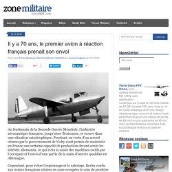 Il y a 70 ans, le premier avion à réaction français prenait son envol