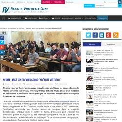 Neoma lance son premier cours en réalité virtuelle