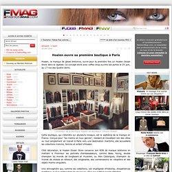 Hoalen ouvre sa première boutique à Paris - Actualité : Sport (#413288)