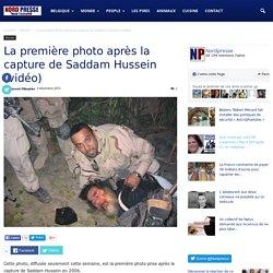 La première photo après la capture de Saddam Hussein (vidéo)