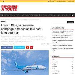 French Blue, la première compagnie française low cost long-courrier
