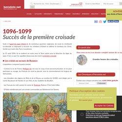 1096-1099 - Succès de la première croisade - Herodote.net