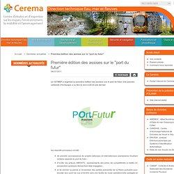 """Le CETMEF assises sur le """"port du futur"""""""